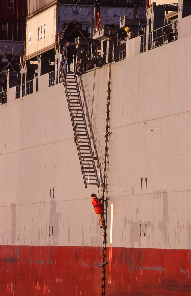 Pilot on The Ladder